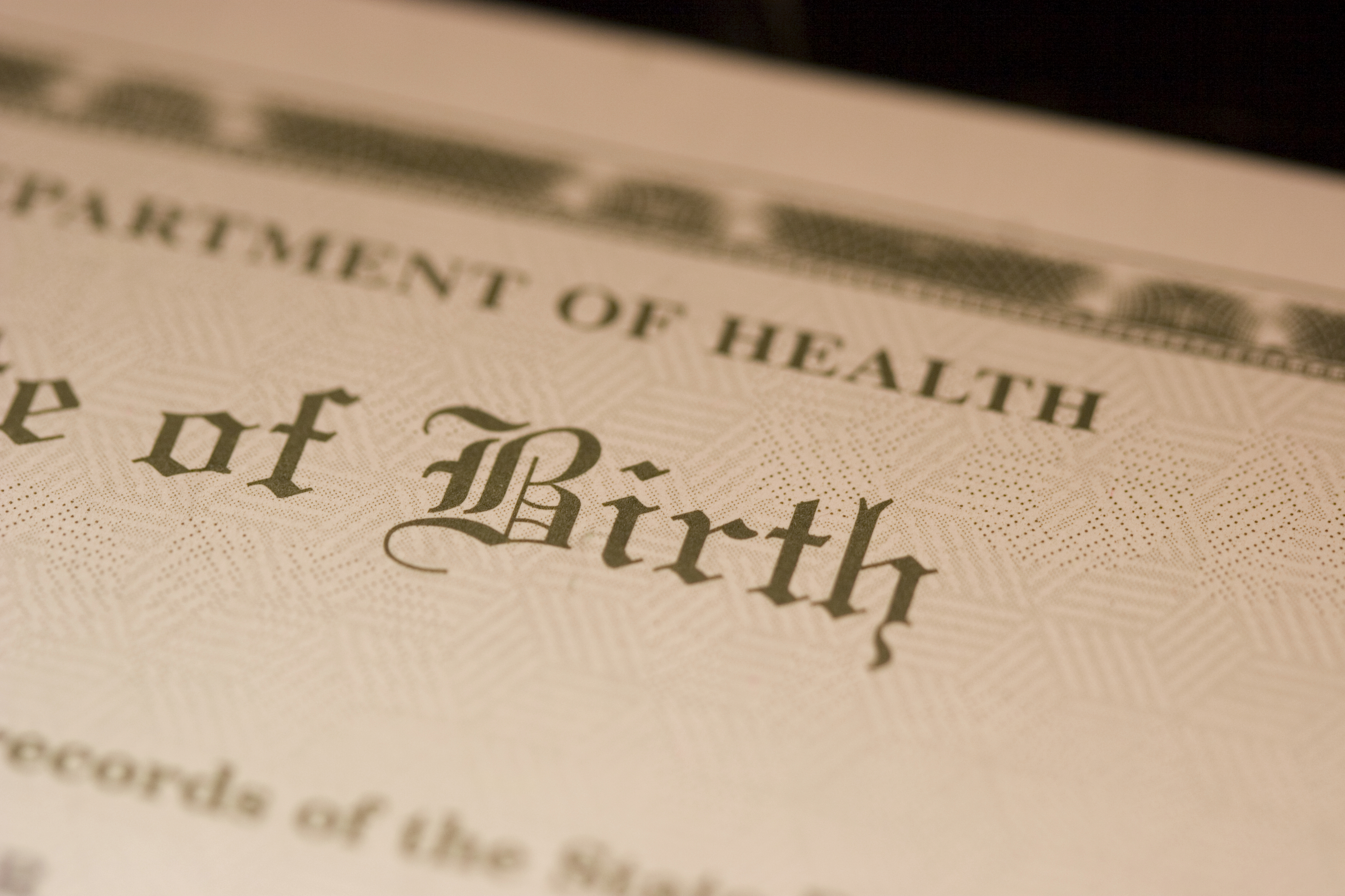 Six Reasons Why You Need A Birth Certificate In Oklahoma Business Bib